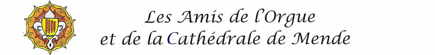 Logo for Les Amis de l'Orgue et de la Cathédrale de Mende